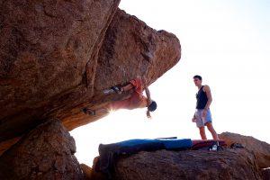 Bouldering in Canada
