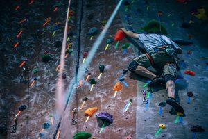 Indoor Artificial Rock Climbing in Canada