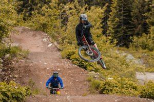 Mountain Bike in Canada