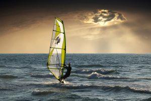 windsurfing vancouver british columbia bc canada